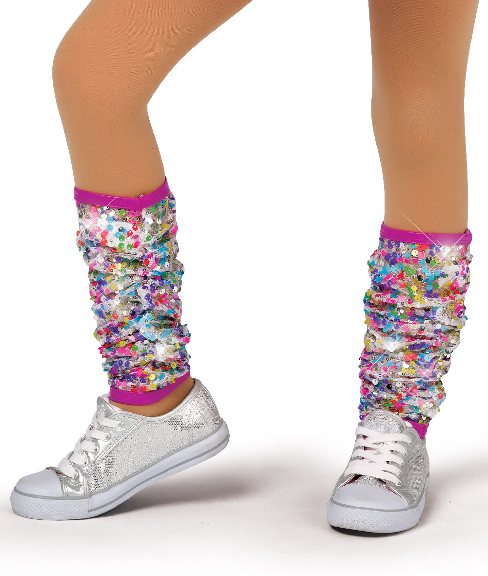 ROCK STAR LEG WARMERS