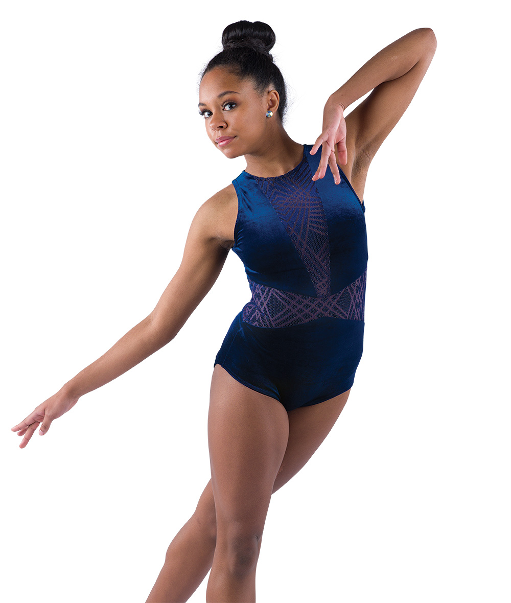 SUNFLOWER LEOTARD
