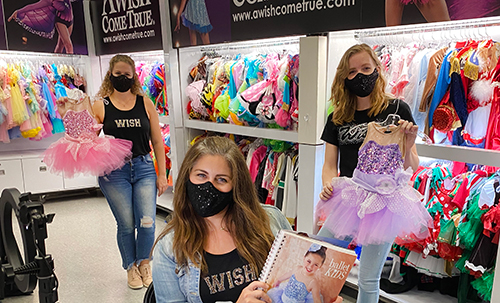 A Wish Come True Costume Showcase