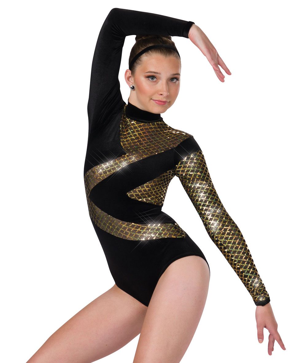 DIAMONDS LEOTARD