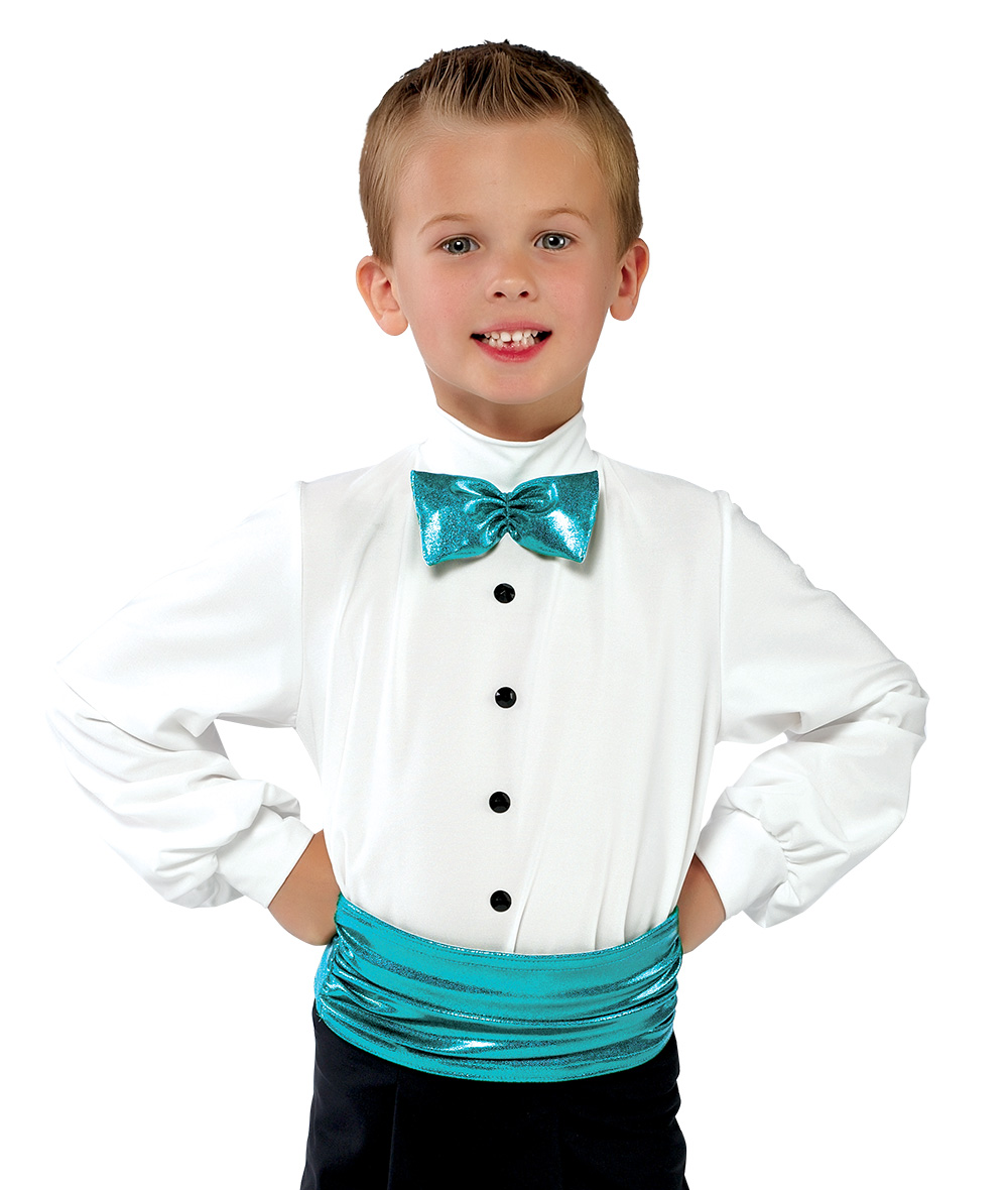 GUY BOW TIE SHIRT