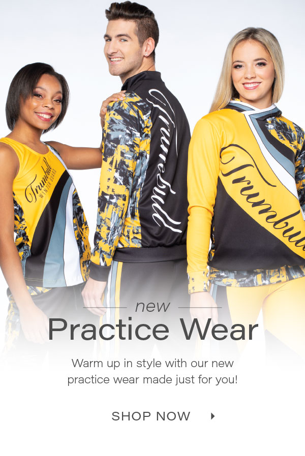 Shop our new practice wear!