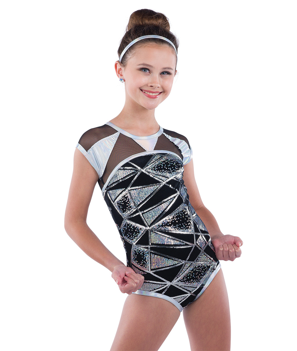 I LOVE ME LEOTARD