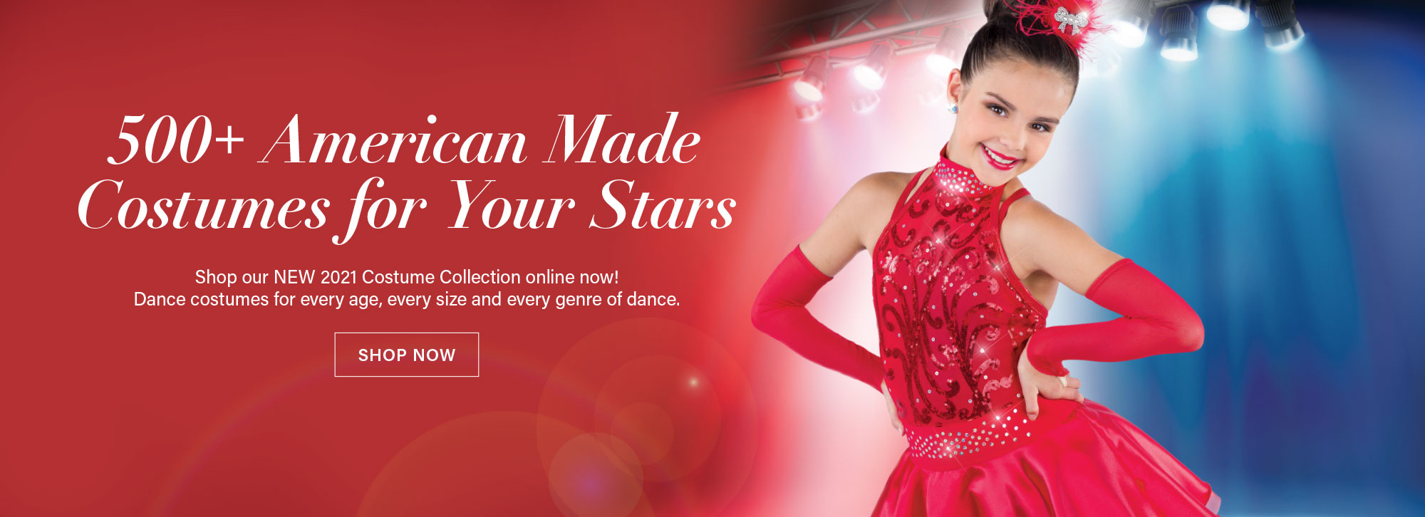 Shop our new dance costume collection!