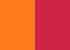 00 Orange/Red