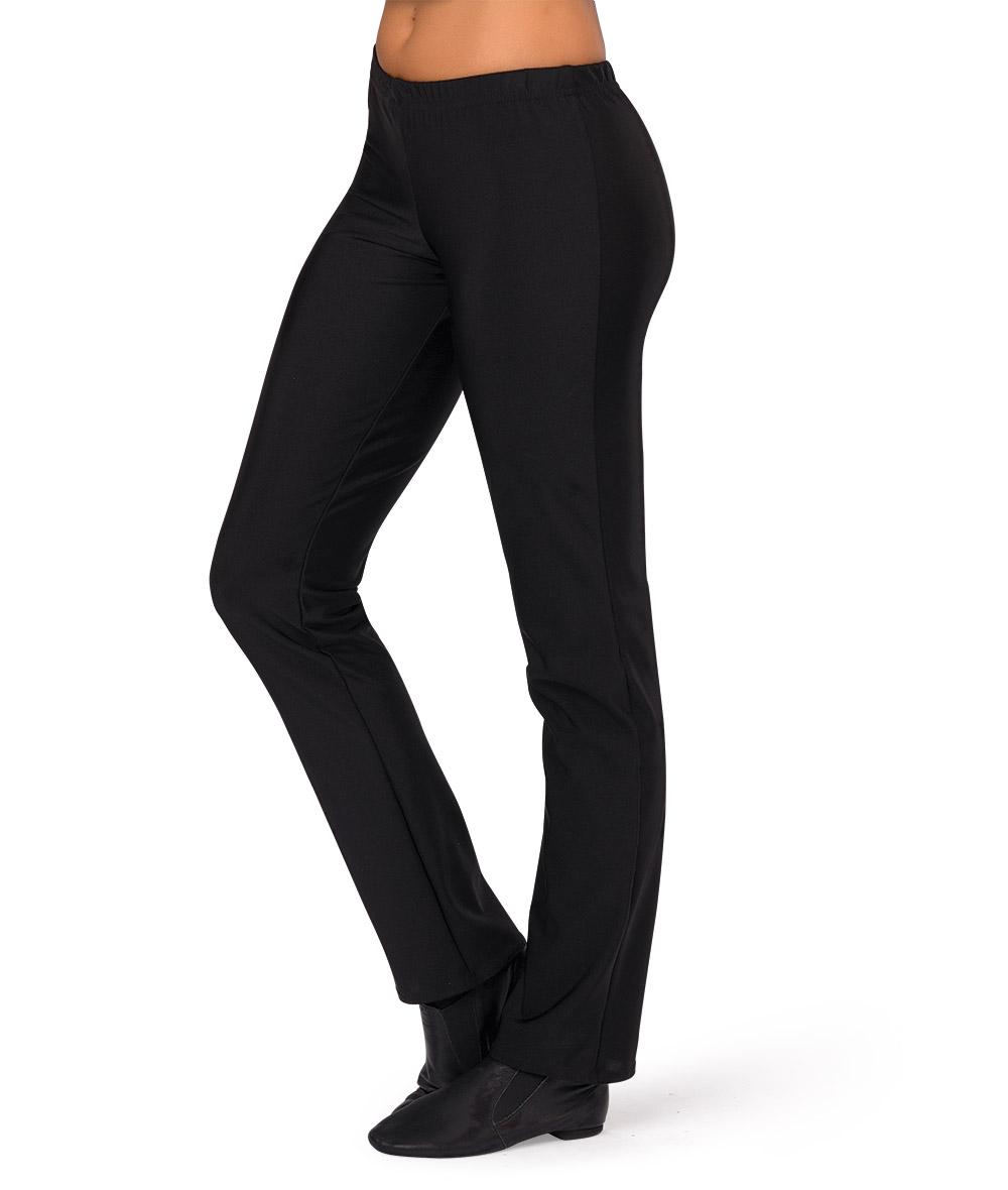 STRAIGHT LEG SPANDEX PANT