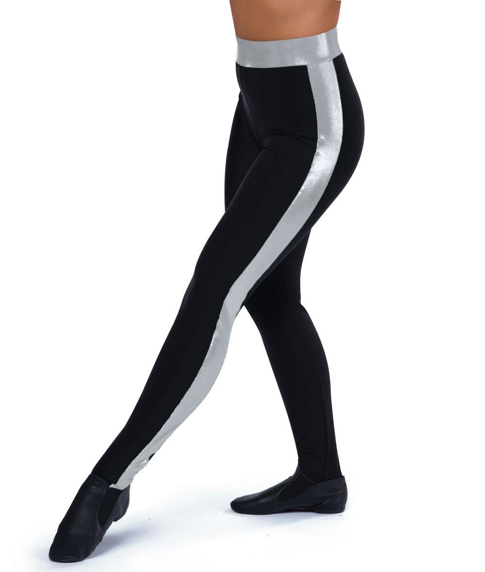 SIDESTRP HIGH WAIST LEGG