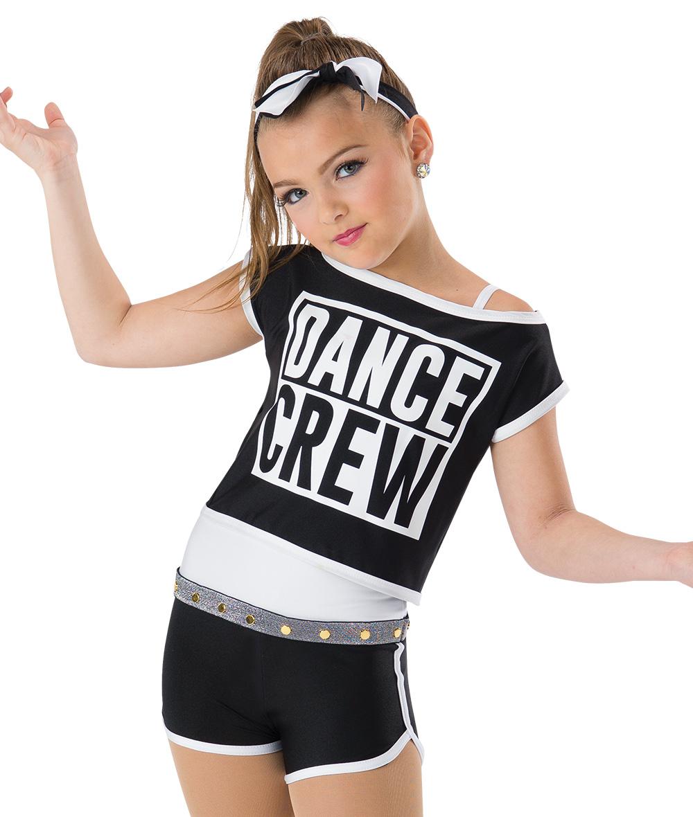 DANCE CREW GIRL
