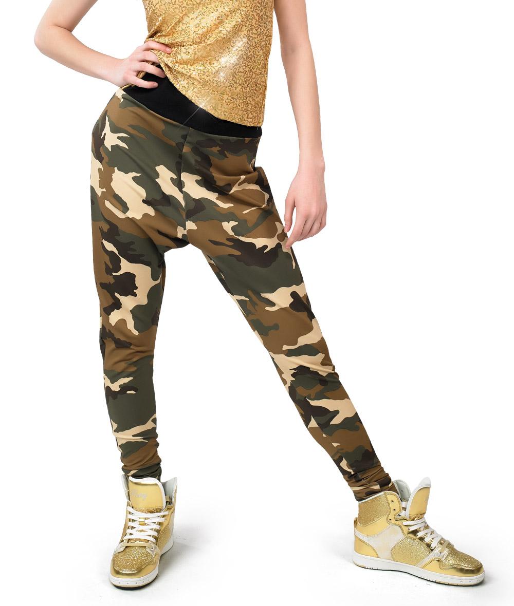 SALUTE GIRL PANTS
