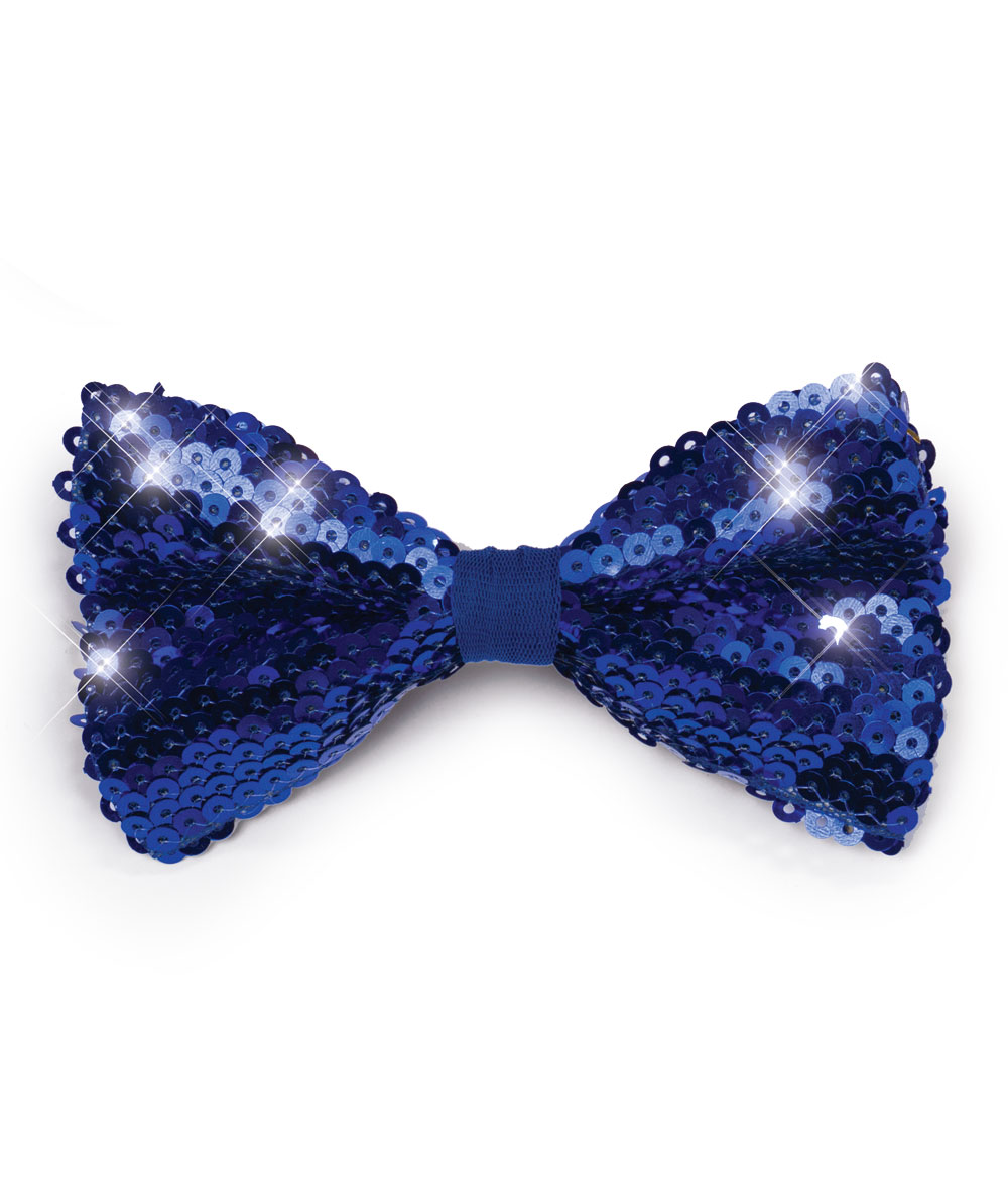 SEQUIN BOW BARRETTE