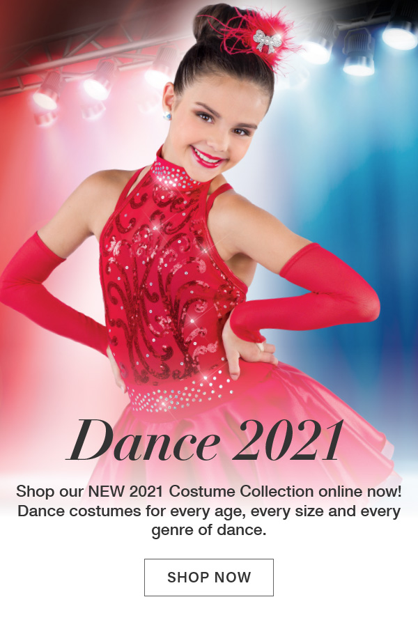 Shop our new 2021 Costume Collection!