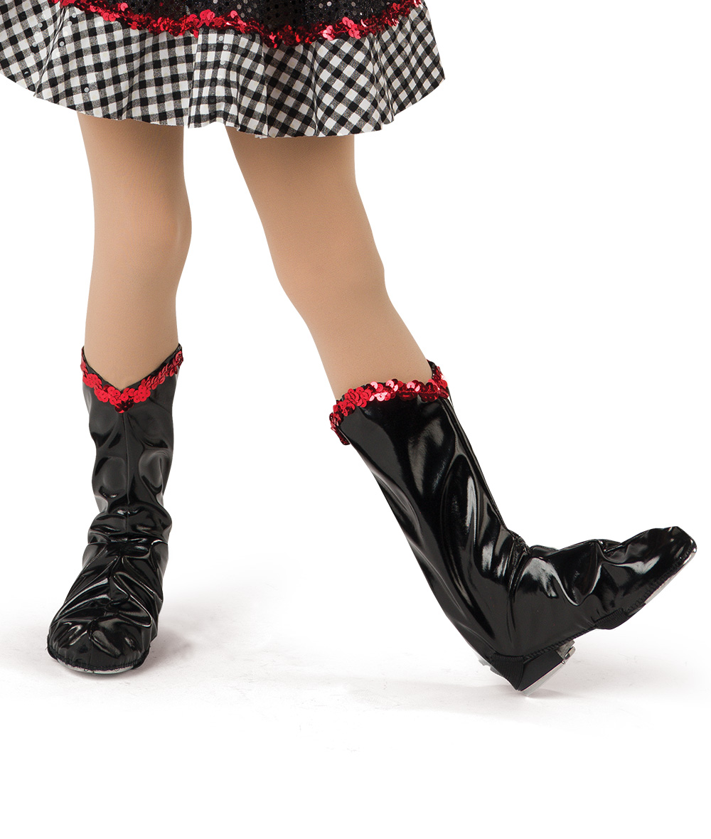 TWO STEP BOOT COVERS