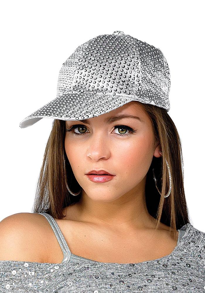 SEQUIN CAP