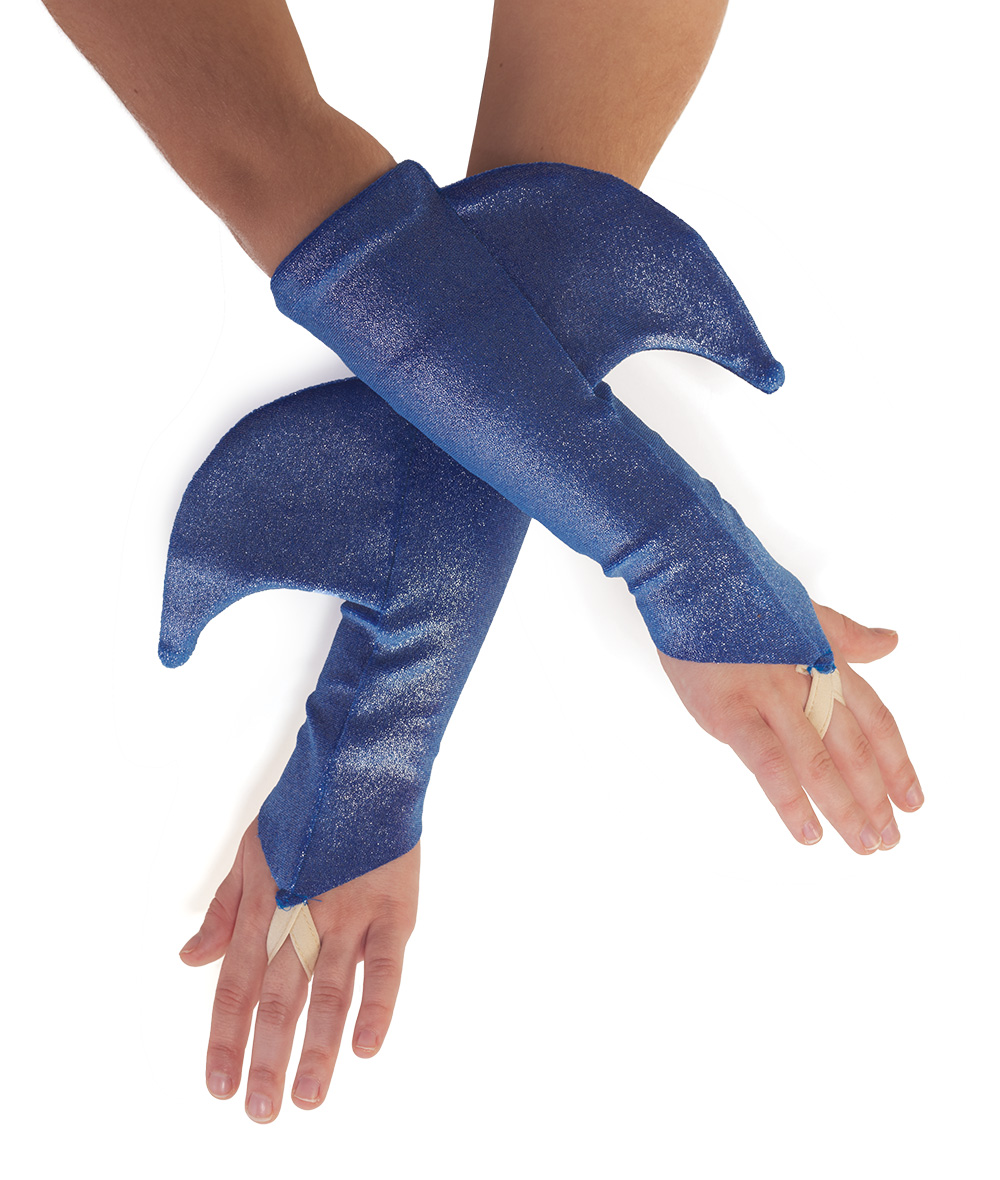 SHAKE THAT FIN MITTS