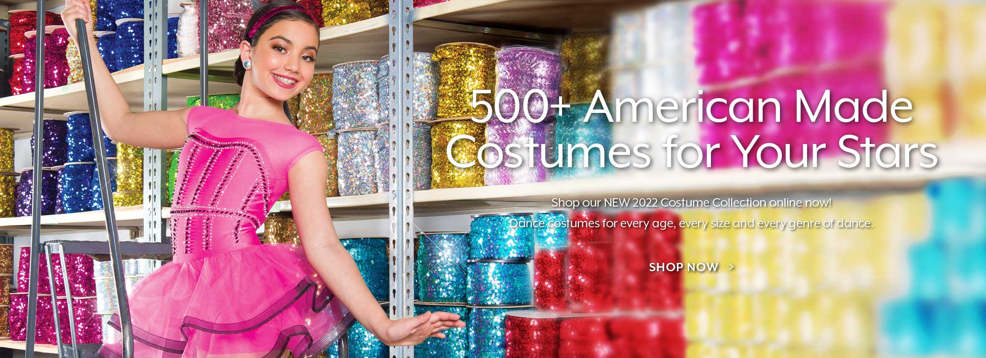 Shop new dance costumes online now!