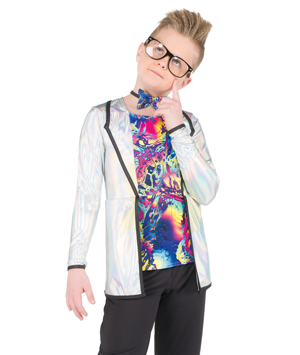 MAD SCIENCE GUY TOP