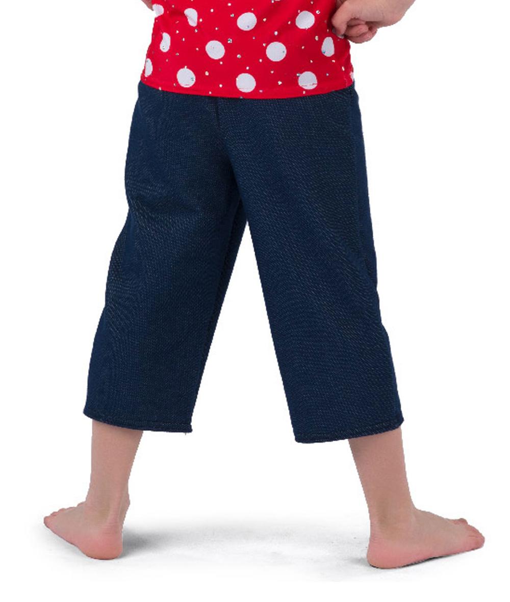 CHOO CHOO GUY CROP PANTS