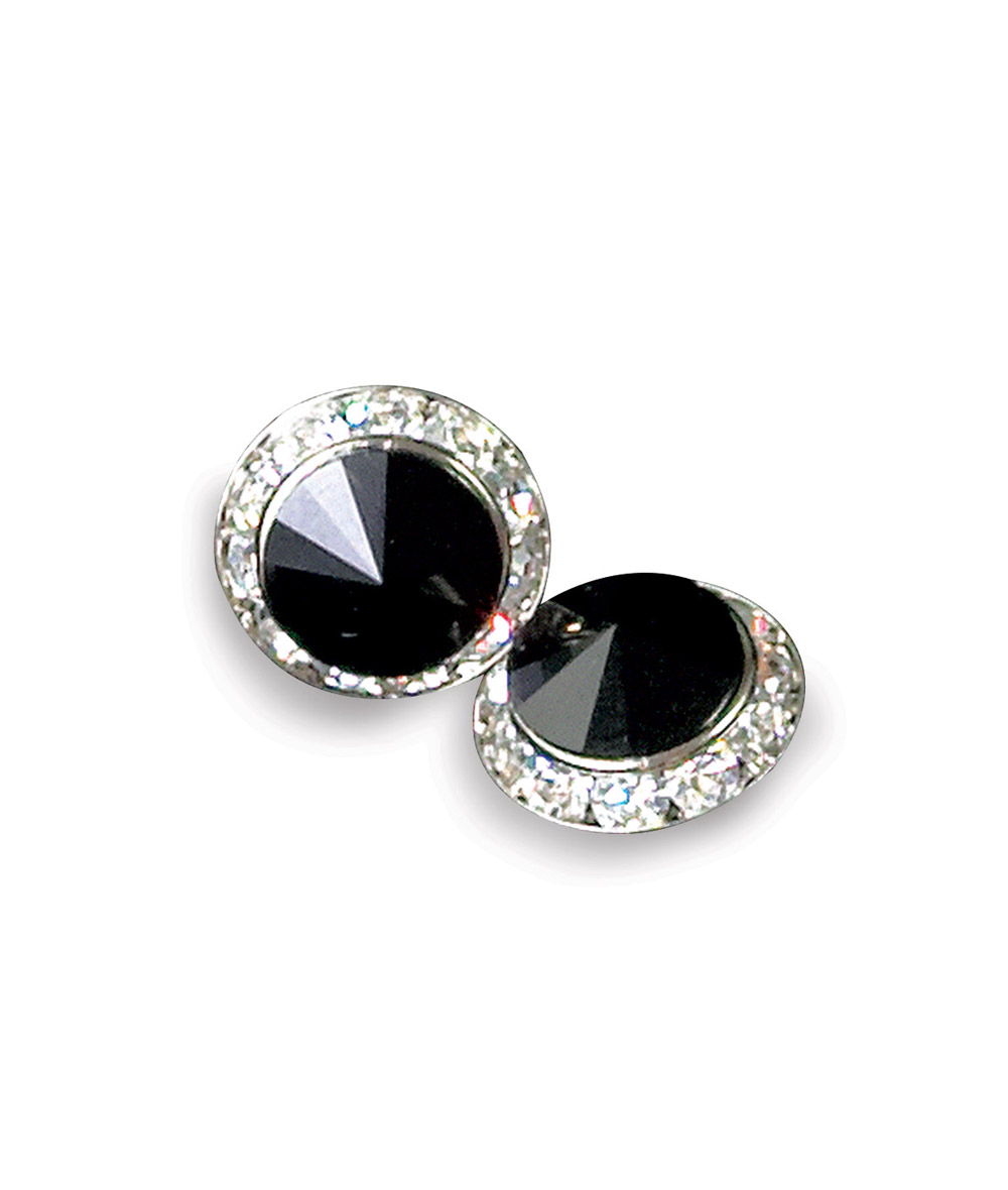 15MM ROUND CLIP EARRINGS