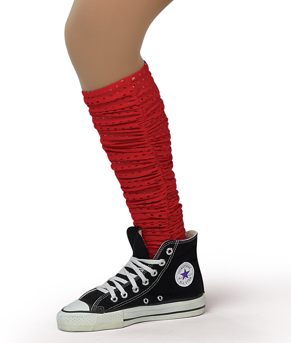 WE CAN'T STOP LEG WARMERS