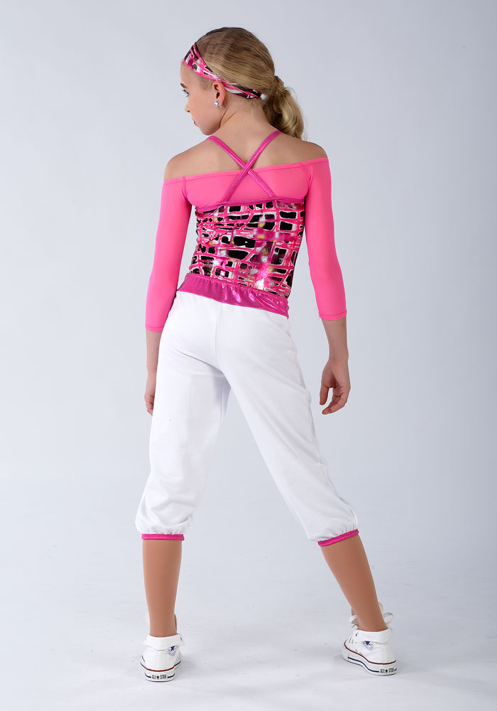 WORK IT OUT CROP PANTS