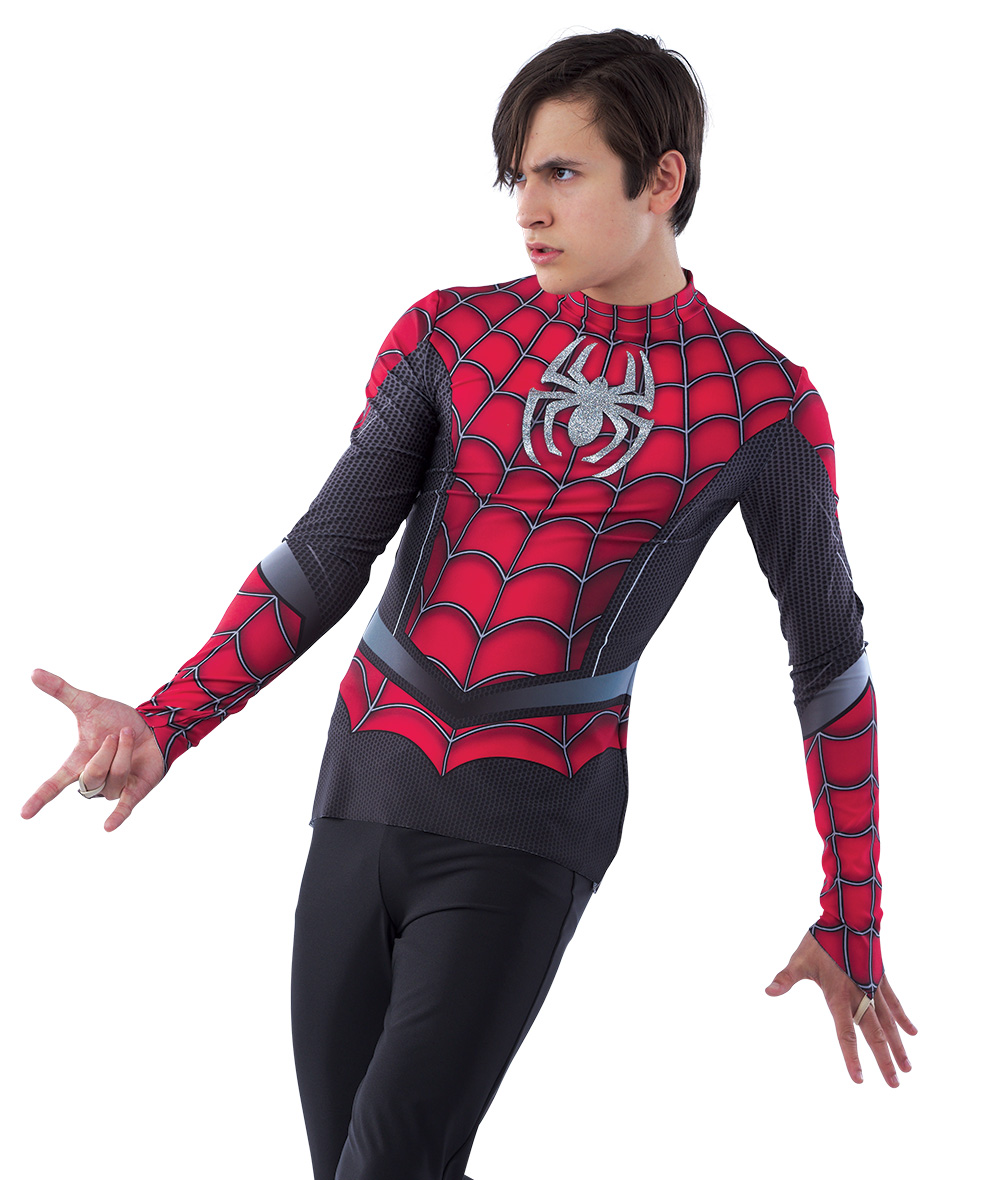 SPIDER MAN GUY TOP