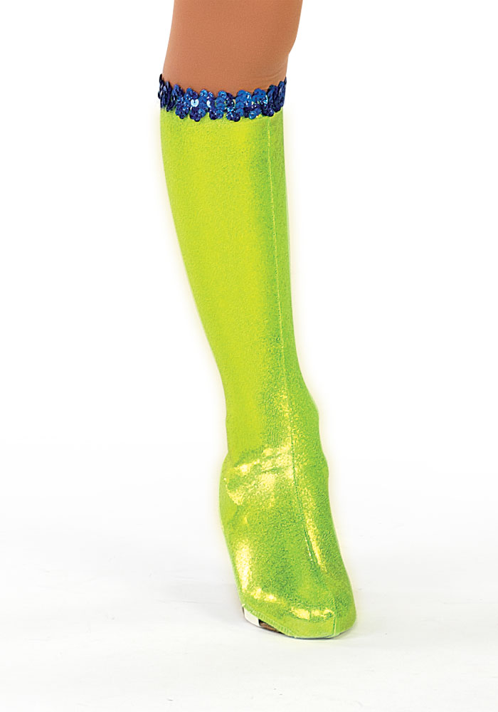 GIRL POWER BOOT COVERS