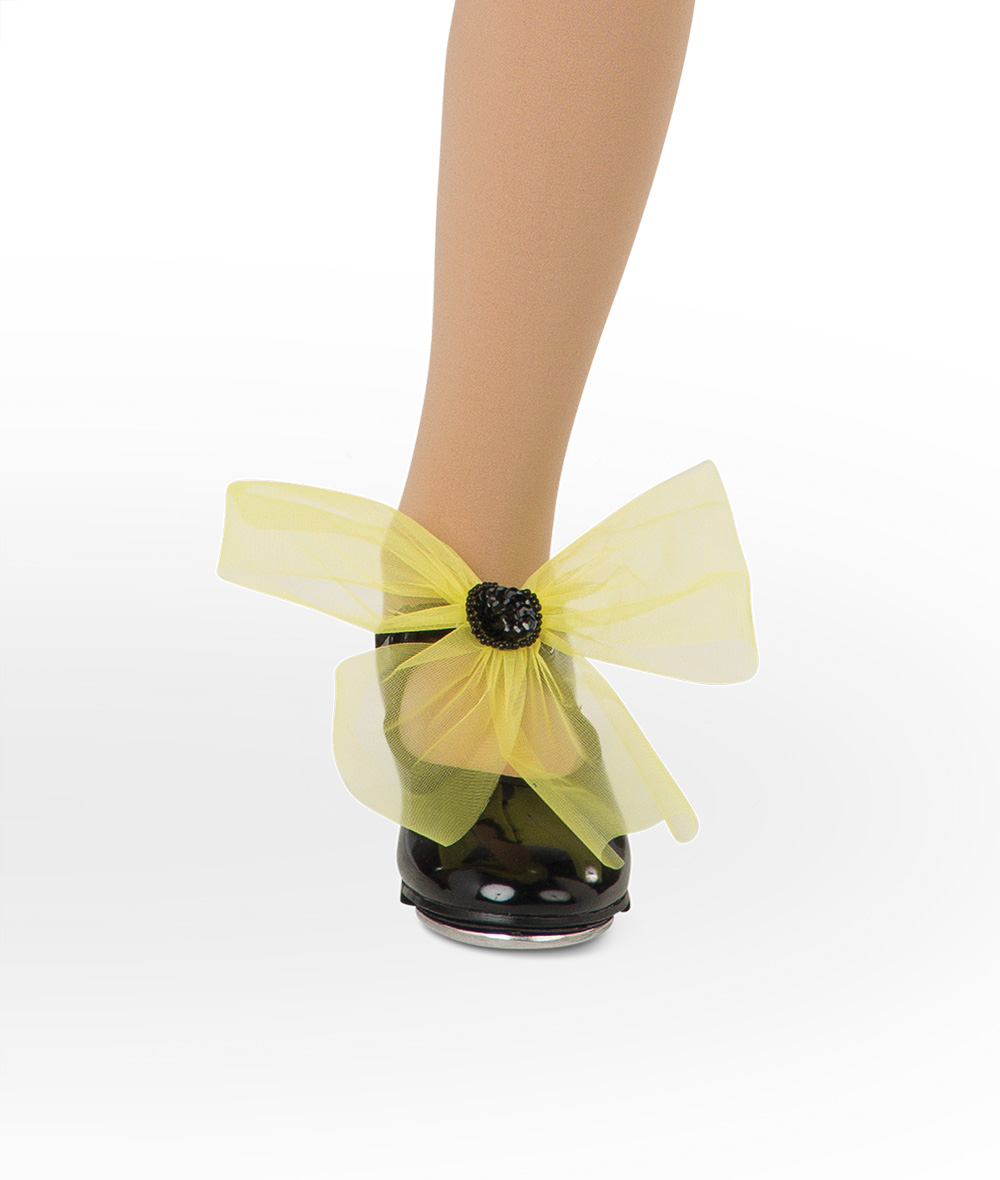 TWIST & SHOUT SHOE BOWS