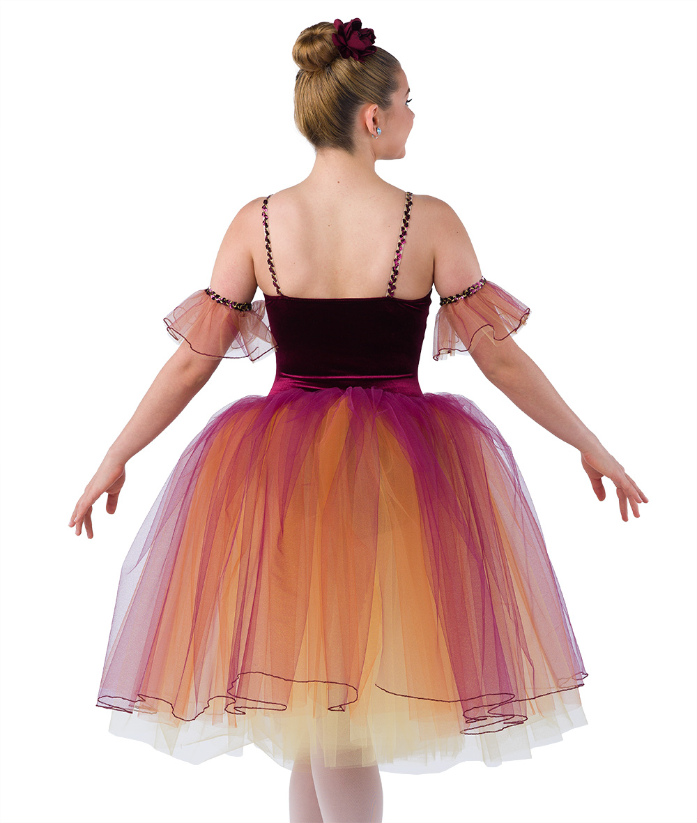 SEASONS ROMANTIC TUTU