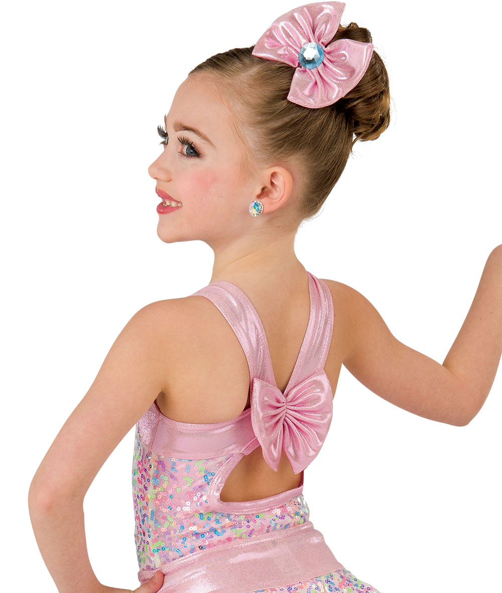 SWEET & SASSY LEOTARD