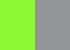 00 Lime/Gray
