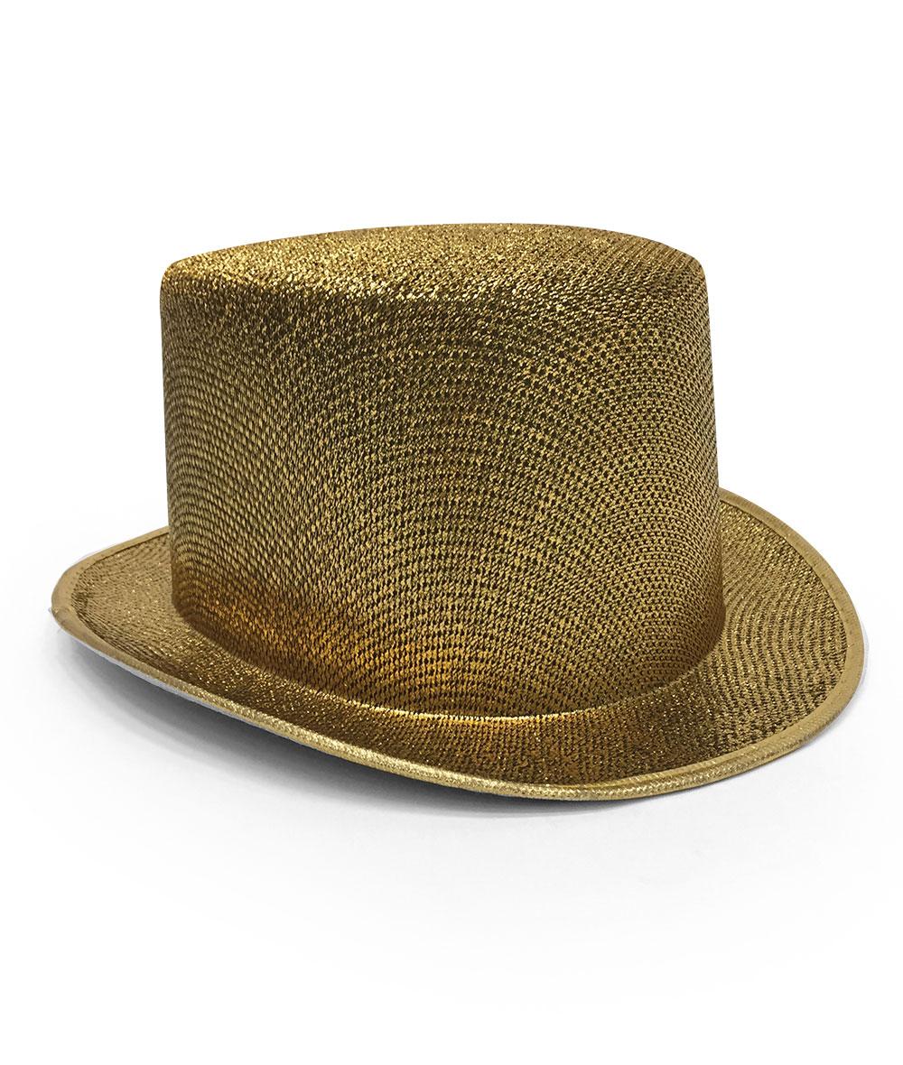 GLITTER FOIL TOP HAT