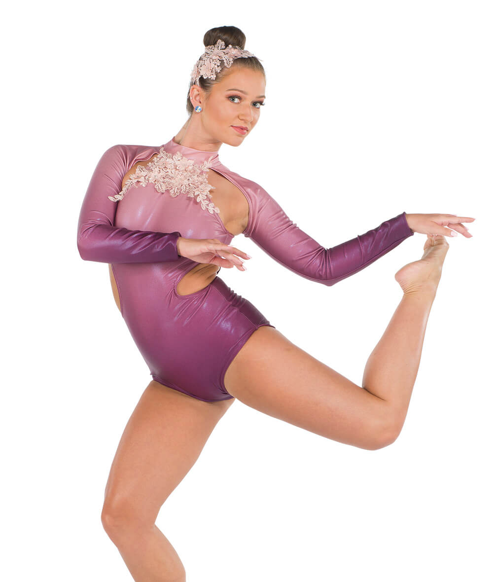 FEAR OF THE WATER LEOTARD